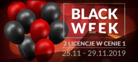 BLACK WEEK oferta specjalna