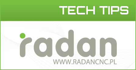 Lista RADAN Tech Tips
